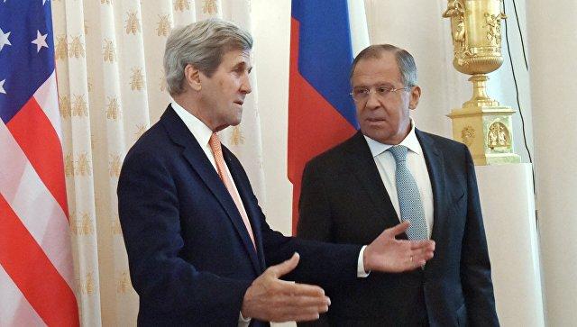 Лавров изрази пред Кери възмущение от новите санкции на САЩ