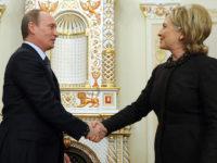 """Клинтън не смята да прави опит за """"презареждане"""" на отношенията с Русия"""