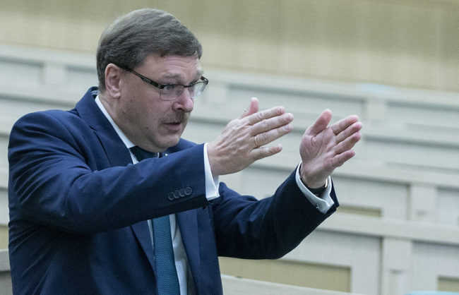 Косачов коментира изказването на Тереза Мей за заплахата от страна на Русия