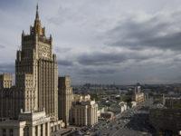 МВнР на РФ разказа за плановете да се обвини Русия в използване на химическо оръжие в Сирия