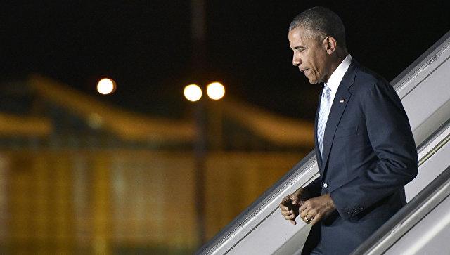 """Обама призова НАТО да """"приеме мерки"""" срещу ИД, Русия и Брекзит"""