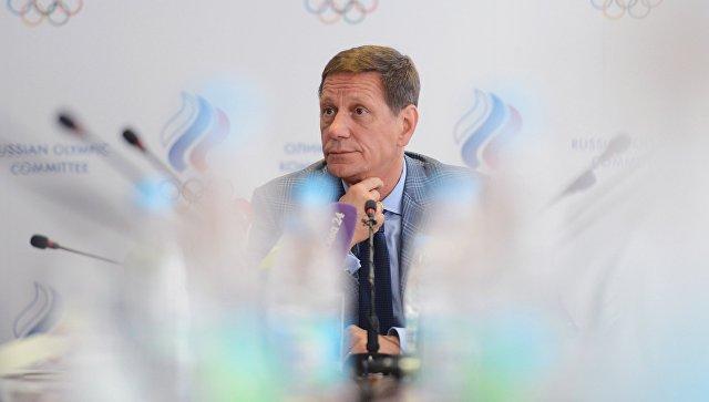 Президентът на руския олимпийски комитет: Върху МОК бе оказан силен политически натиск от американските сенатори и световната преса