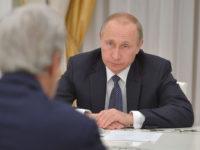 Песков: Путин и Кери не са обсъждали темата за непосредственото сътрудничество между РФ и САЩ в Сирия
