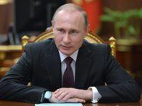 Путин подписа закона за войските на Националната гвардия
