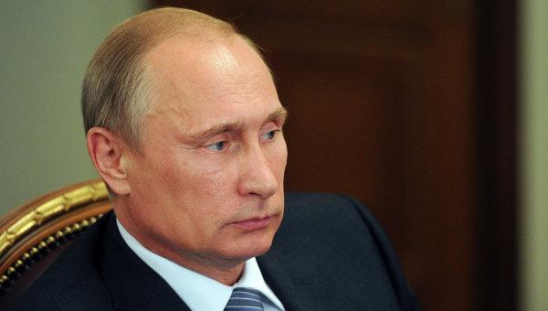 """Путин: Руските контрасанкции срещу Европа и САЩ не са ембарго, а """"ответни мерки"""""""