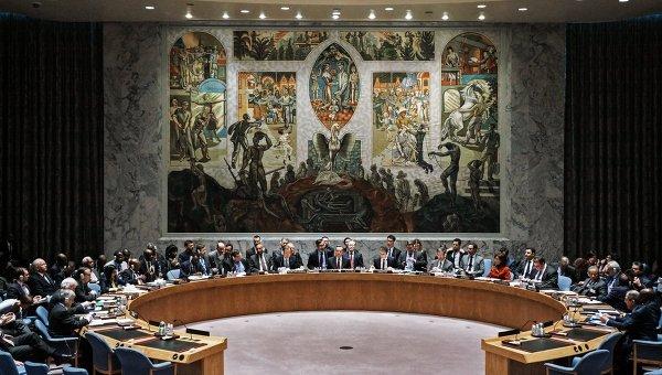 Русия блокира в Съвета за сигурност на ООН нова декларация на Киев за Крим