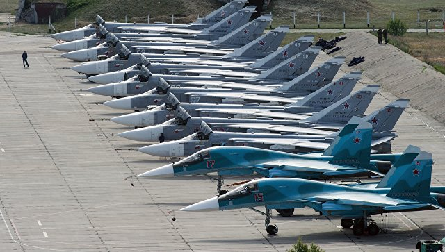Русия модернизира Су-34