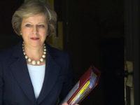 Тереза Мей заяви готовност да използва ядрено оръжие срещу Русия