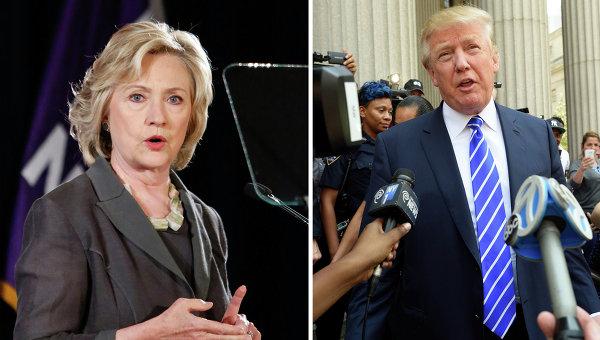 Тръмп обвини Клинтън за появата на ИД