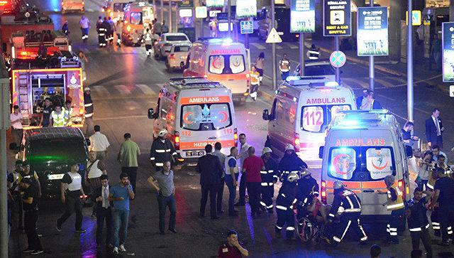 Турция обвини 11 руски граждани за атентата в Истанбул