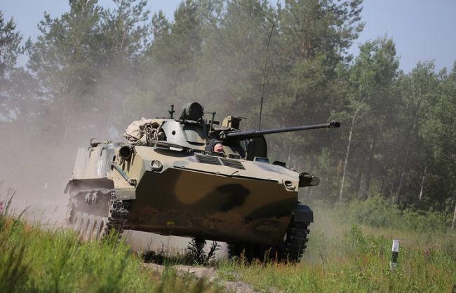 Русия укрепва Южния военен окръг в отговор на увеличаването на присъствието на НАТО