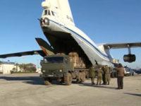 Руски самолет достави 18,5 тона хуманитарна помощ в Сирия