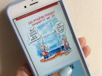 Charlie Hebdo публикува карикатура за участието на руските спортисти на Олимпиадата в Рио
