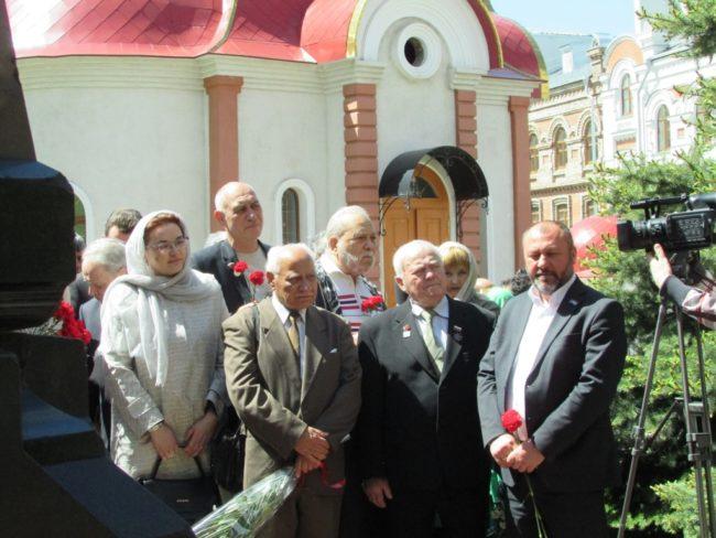 Спомени за дните, посветени на Самарското знаме – Анатолий Столетов, потомък на ген. Столетов