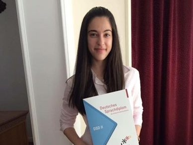 Наше момиче учи в Русия да брани закона в България