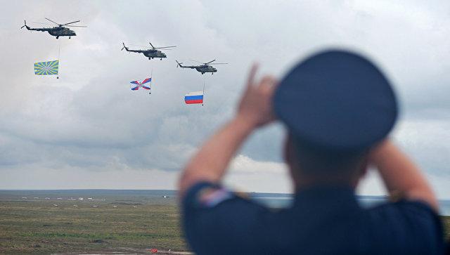 """Русия показа могъществото на съвременната авиация на шоуто """"Авиамикс"""""""