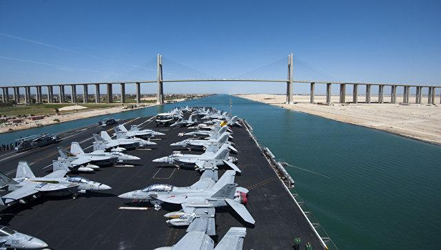 Медии: Американският флот готви отпор на руската доминация в Черно море