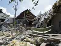 Броят на загиналите в Донбас през юли е рекорден за година
