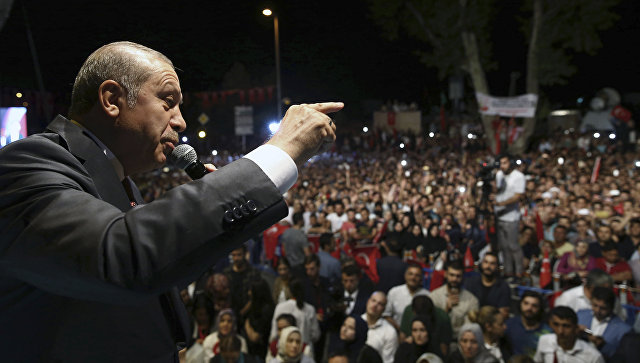 Ердоган предложи на САЩ да избират между Турция и организацията на Гюлен