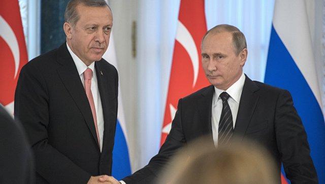 Русия и Турция ще подпишат пакет от споразумения в областта на икономиката, културата и туризма