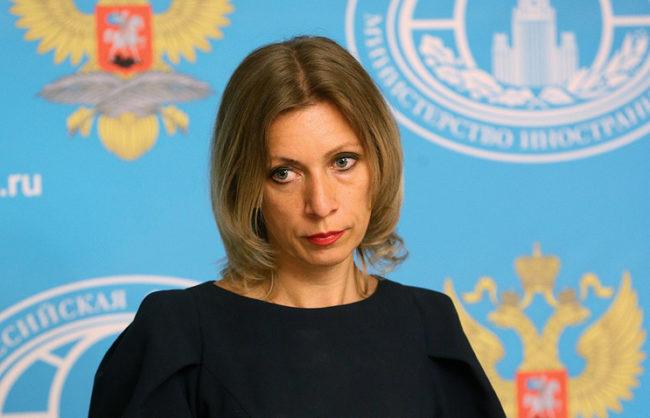 """Захарова призовава западните медии да признаят престъпленията на """"опозицията"""" в Сирия"""