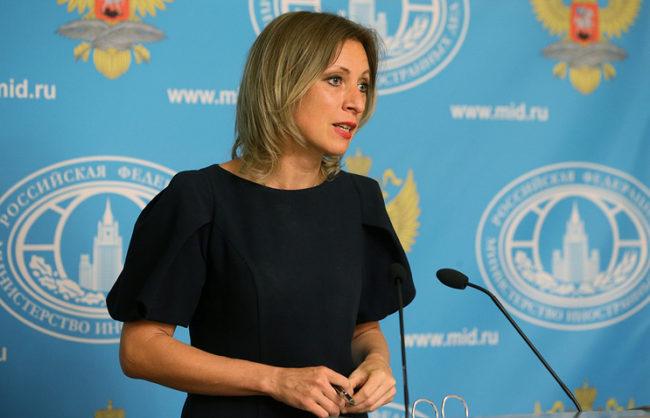 Мария Захарова: Ако кажа, каквото знам, в САЩ ще избухне гражданска война!