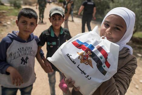 За какво ѝ е на Русия хуманитарна операция в Алепо