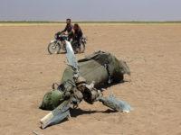 Ройтерс: Сирийска групировка иска размяна за телата на руските военни от сваления МИ-8