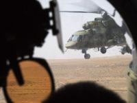 Руски военен хеликоптер бе свален в Сирия