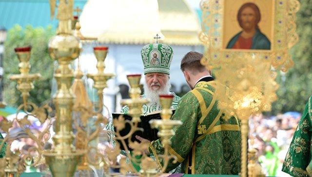 Патриарх Кирил: Възраждането на православието в Русия означава много за целия свят
