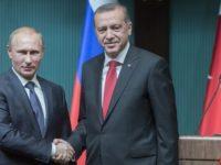 WSJ разкри защо визитата в Русия е важна за Ердоган