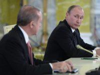 В Анкара не изключиха възможността за нова среща между Путин и Ердоган в рамките на форума на Г-20