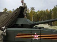 """В Русия създадоха """"невидимо наметало"""" за военна техника"""