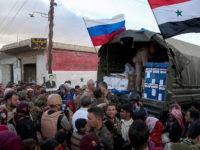 Руската мисия в Сирия: На хуманитарната операция в Алепо терористите отвърнаха с масови жестокости