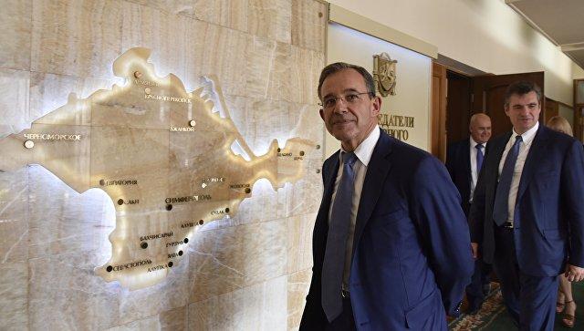 Френският депутат Тиери Мариани: Крим трябва да бъде признат за част от Русия