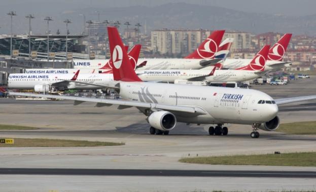 Русия отмени забраната за чартърни полети за Турция