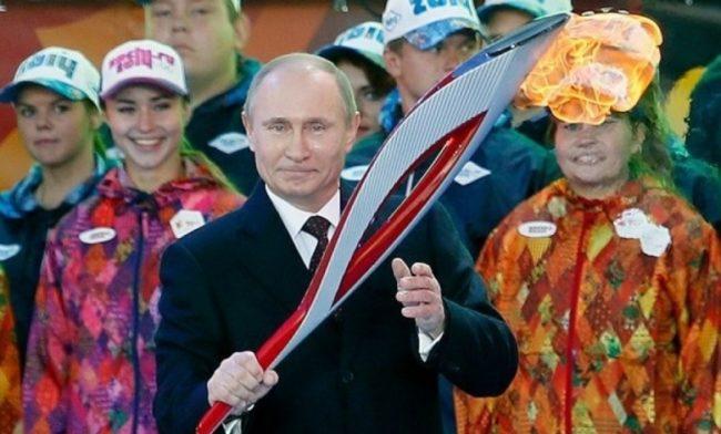 Какво направи Путин за руските олимпийци