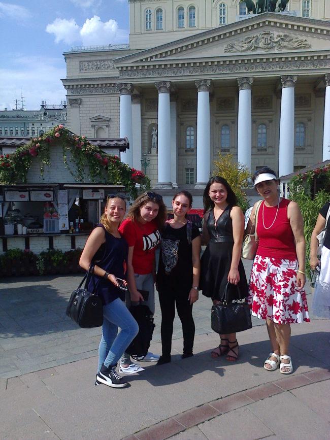 Москва – градът на сбъднатите мечти
