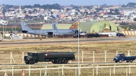 Турция е съгласна Русия да използва базата в Инджирлик