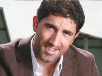 Български актьор се срещна с Шарапова