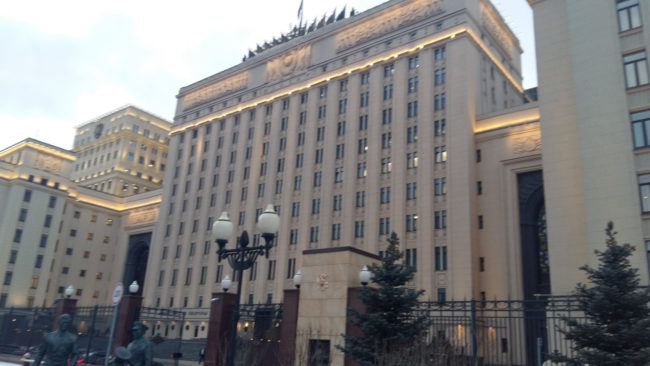Русия подготвя министерствата си за реакция при военни действия