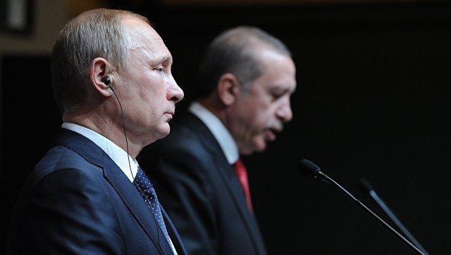 Financial Times: Предстоящата среща между Путин и Ердоган разтревожи Запада