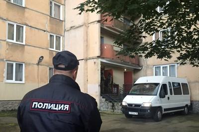 Руски спецчасти убиха четирима екстремисти в Санкт Петербург