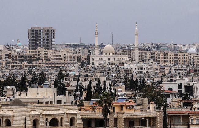 Контранастъпление на сирийската армия при поддръжката на ВКС на Русия край Алепо