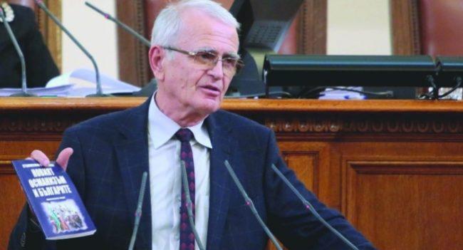 Проф Станилов: Не можете да направите от българите русофоби