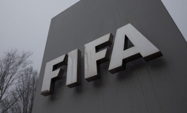 ФИФА със страница в руска социална мрежа