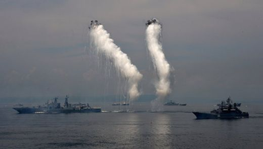 """ВМФ на Русия ще получи оръжие, """"заслепяващо"""" противника"""