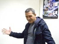 Антонио Бандерас показва фотоизложба в Русия