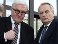 Първите дипломати на Германия и Франция в Донбас