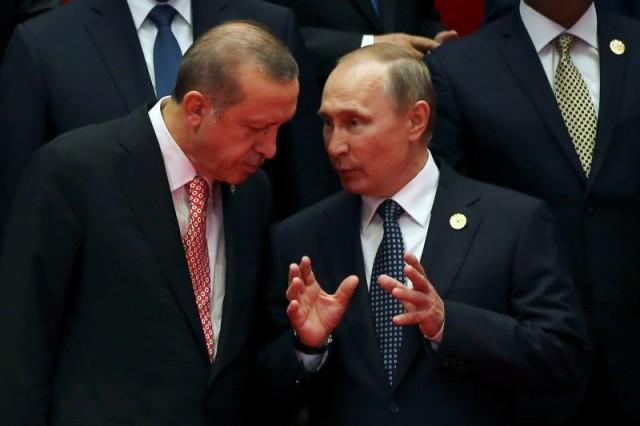 Последната среща на турския президент Реджеп Тайип Ердоган с руския президент Владимир Путин се състоя на срещата на Г-20 в Ханджоу, Китай. Снимка: архив, Ройтерс
